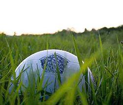 Fußball. Foto: Flickr by Katie@!