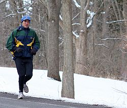 Joggen. Foto: Flickr by auburnxc