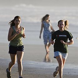 Jogging. Foto: Flickr by mikebaird