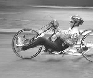 Handbike. Foto: Flickr/walrus2