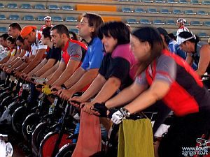 Spinning Kurs. Foto: Flickr/iloveagrigento.it