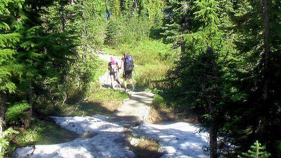 Speed Hiking. Wandern. Foto: Flickr/Rick McCharles