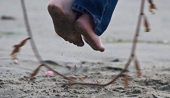 Seilspringen. Foto: Flickr/mikebaird