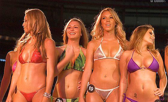 Bikinifigur. Foto: Flickr/DeusXFlorida