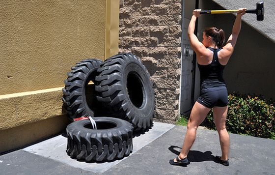 CrossFit. Foto: Flickr/lululemon athletica