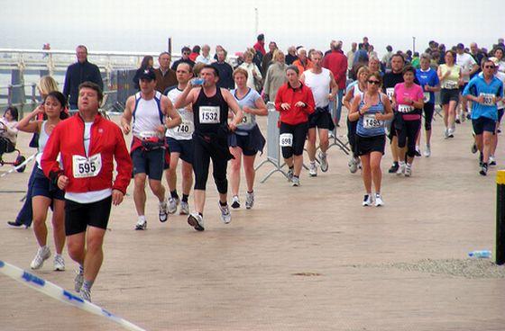 Jogging. Marathon. Foto: Flickr/sophiea