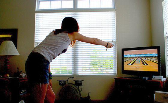 Nintendo Wii. Foto: Flickr/JacobEnos
