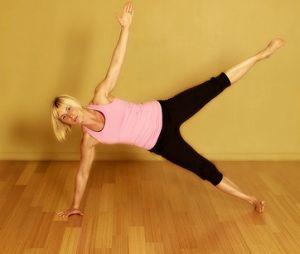 Bauch, Fitness, Übung. Foto: Flickr/DrJimiGlide