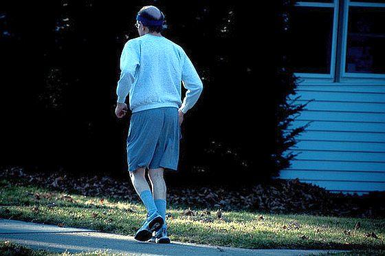 Joggen, Laufen. Foto: Flickr/Maxwell GS