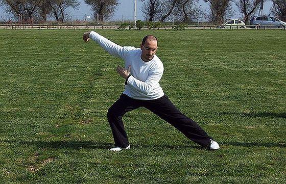 Tai Chi mit Laufen kombiniert: Chi Running. Foto: Flickr/gigi GIGISCO' scorcia