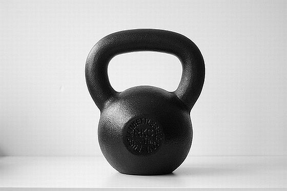 Kettlebell, Fitness. Foto: Flick/Mr. Vincent Freeman