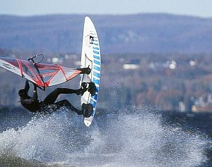 Windsurfing. Foto: Flickr/ottawaws