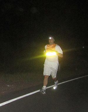 Laufen Dunkelheit. Foto: calmenda/Flickr