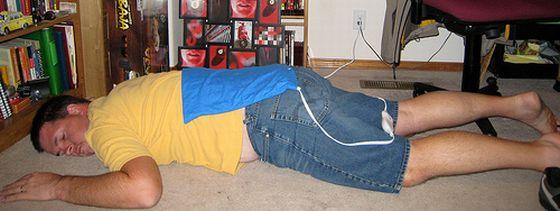 Rückenschmerzen. Foto: Flickr/Mr.Thomas