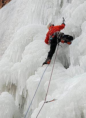 Eisklettern. Foto: Flickr/www.xiaotuo.de
