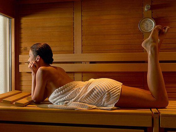 Sauna, Wellness, Entspannung. Foto: Flickr/goldener-adler