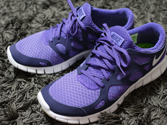 Laufschuh Nike Free © Flickr/ColdSleeper