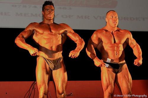 Bodybuilding, Muskeln © Flickr / Steve Tolcher