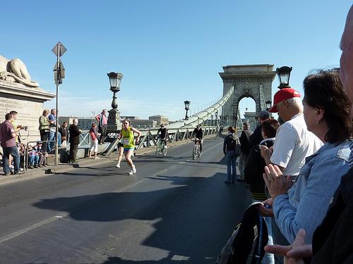 Marathon Budapest © Flickr / jczart