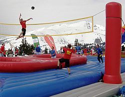 Bossaball © Flickr by Bossaball Inter