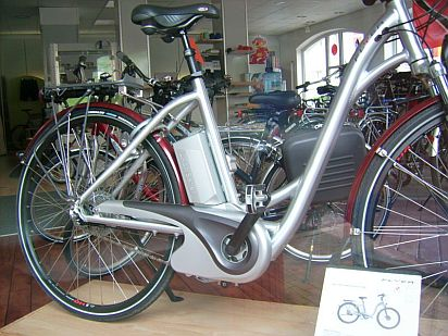 E-Bike. Foto: Flickr by Gerfriedc