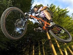 Mountainbike. Foto: Flickr by thazit
