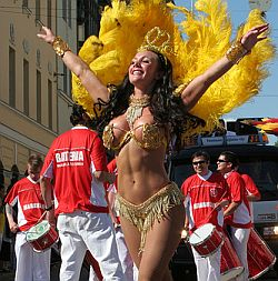 Karneval. Foto: Flickr by Explo