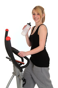 Fitnesstraining bei Fitness First