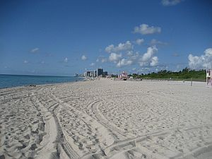 Haulover Beach in Miami Beach. Foto: Flickr/Infrogmation