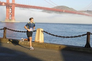 Marathon. San Francisco. Jogging. advencap