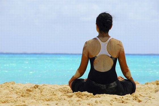 Yoga. Foto: Flickr/Grand Velas Riviera Maya