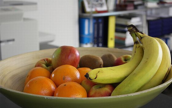 Obst, Vitamine. Foto: Flickr/Namics.