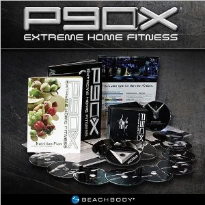 P90X DVD Set © Wikipedia