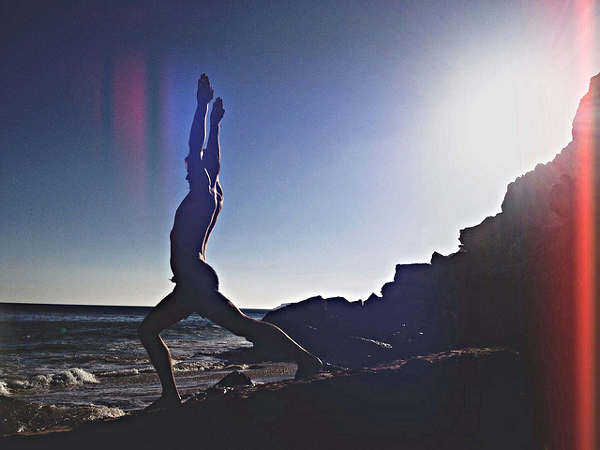 yoga in portugal cc kaleb / Flickr